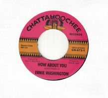 Ernie Washington - How about You c/w Lonesome Shack